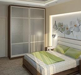 Секреты создания шкафов-купе для спальни